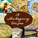3 Thanksgiving Recipes - Get recipes for appetizers, turkey, side dishes, and desserts to serve for Thanksgiving.