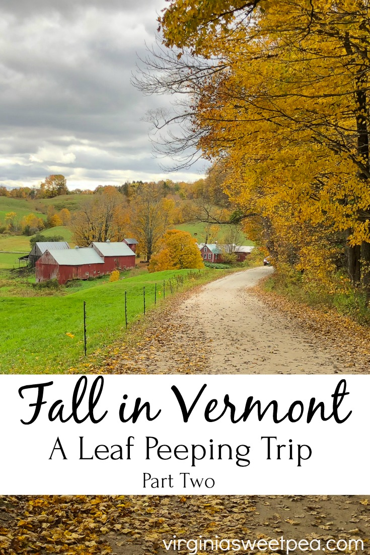 There's nothing like seeing Vermont in it's glory in fall. See beautiful fall shots and get ideas for places to visit while in Vermont. #vermont #vermontfall #fallinvermont #fall