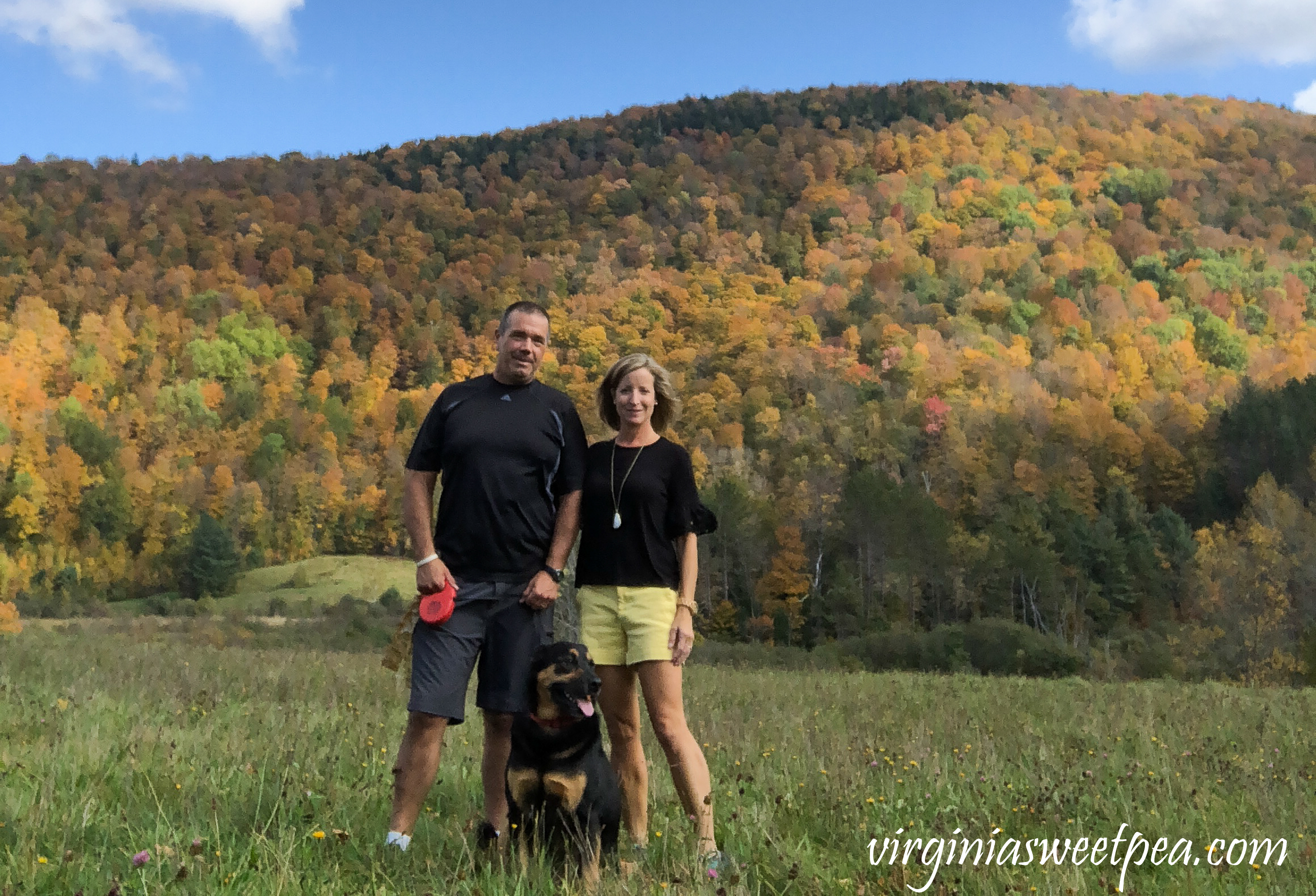 Leaf peeping in Vermont #vermont #fallinvermont