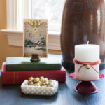 Vintage Christmas in the Family Room