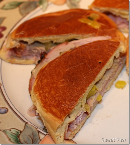 Cuban Pressed Sandwiches