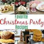Favorite Christmas Party Recipes