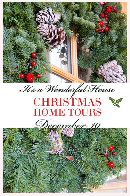 It's a Wonderful House Christmas Home Tours