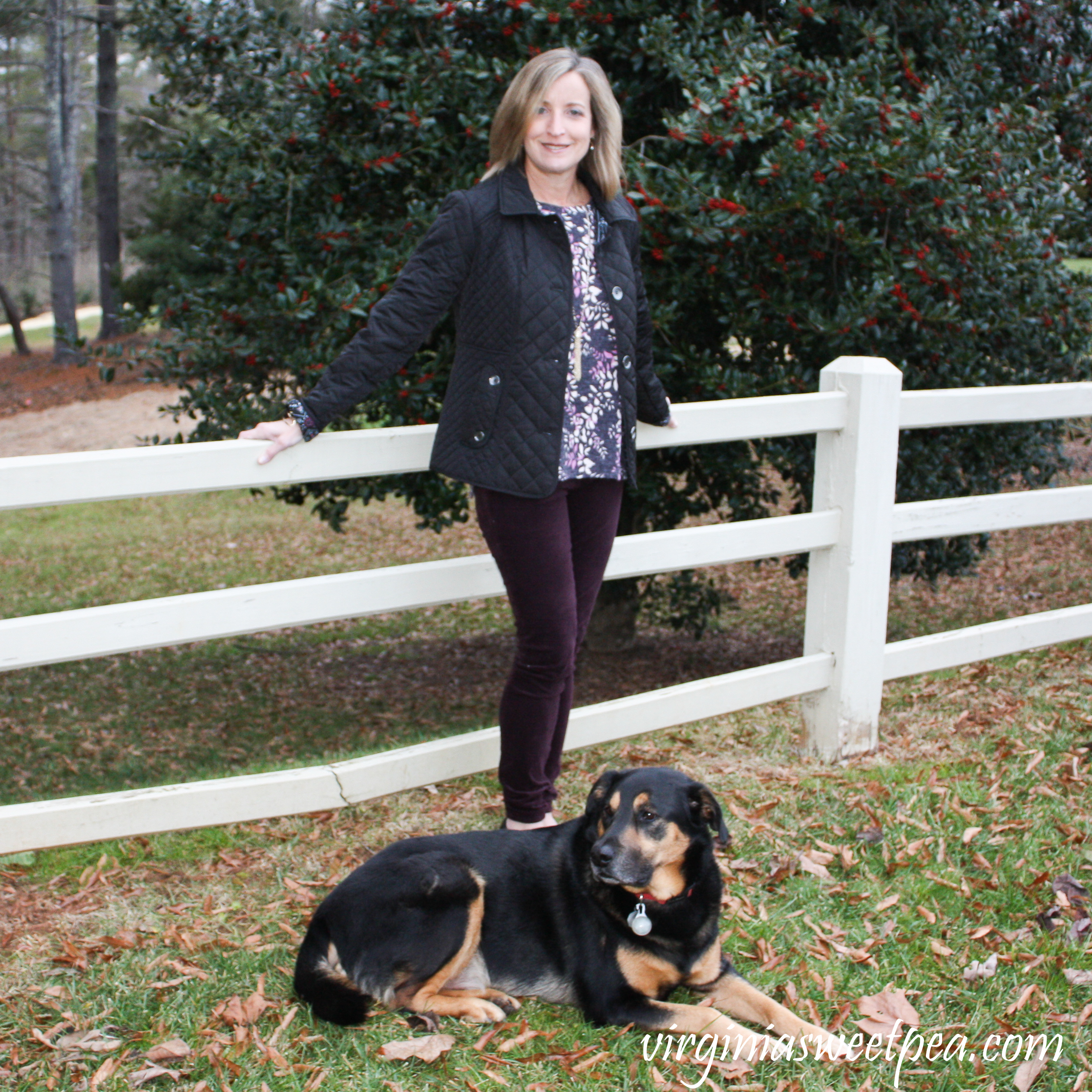 Stitch Fix Review for January 2019 - Market & Spruce Kinston Quilted Puffer Jacket