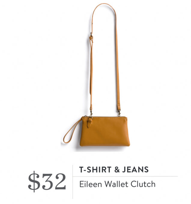 T-Shirt & Jeans Eileen Wallet Clutch