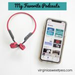 Get ideas for podcasts to enjoy listening to. Podcasts are great entertainment while driving, exercising, working around the house, or to listen to when you want to relax. #podcast #podcastideas #bestpodcasts