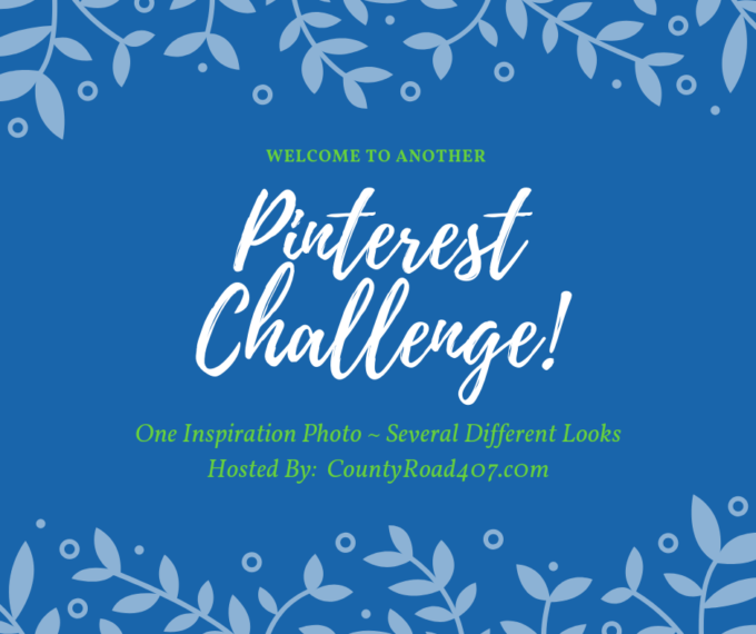 Monthly Pinterest Challenge