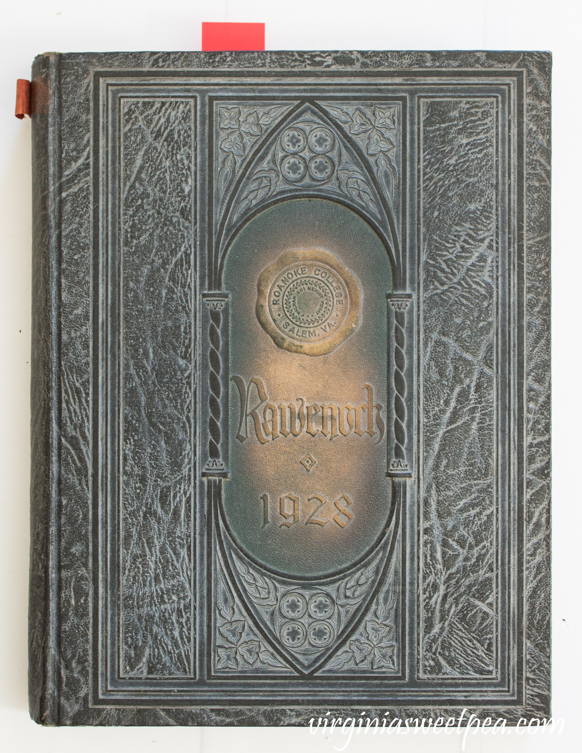 1928 Roanoke College Yearbook