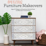 Amazing Furniture Makeovers book - Learn how to makeover furniture.