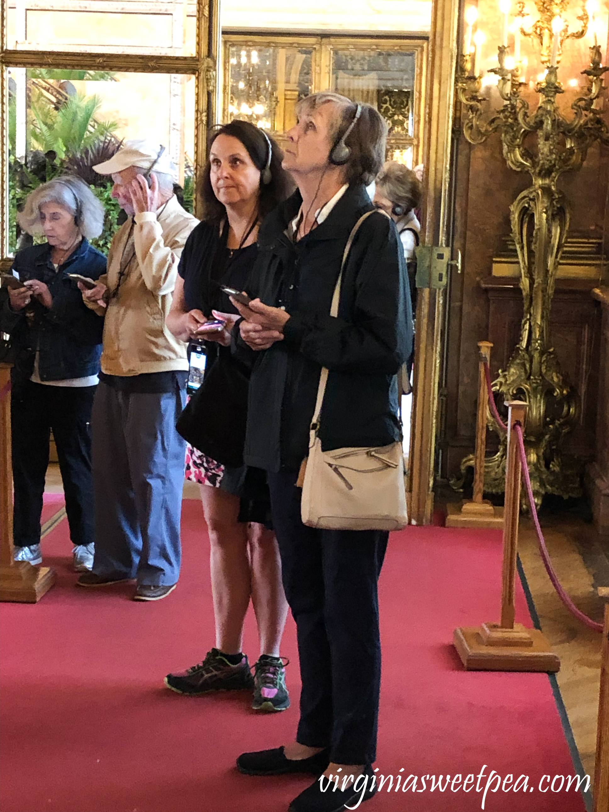 Touring Marble House in Rhode Island