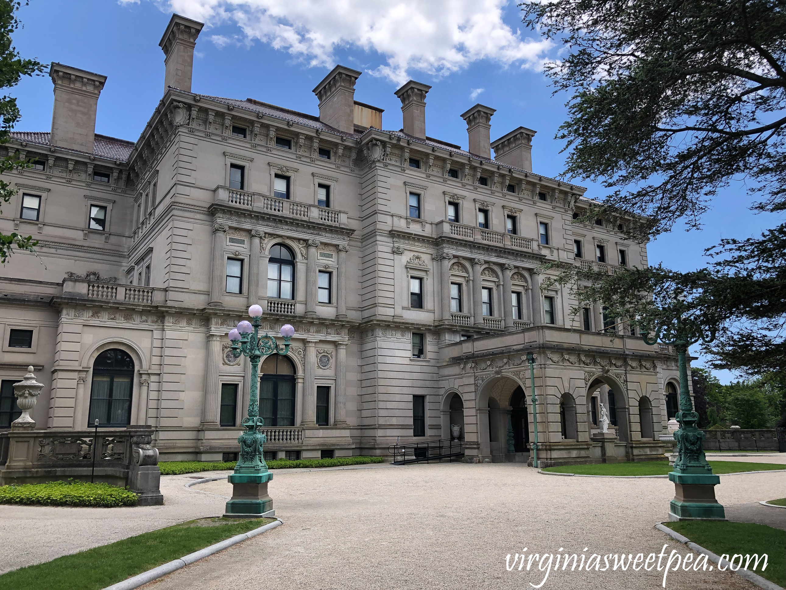 The Breakers in Newport, RI