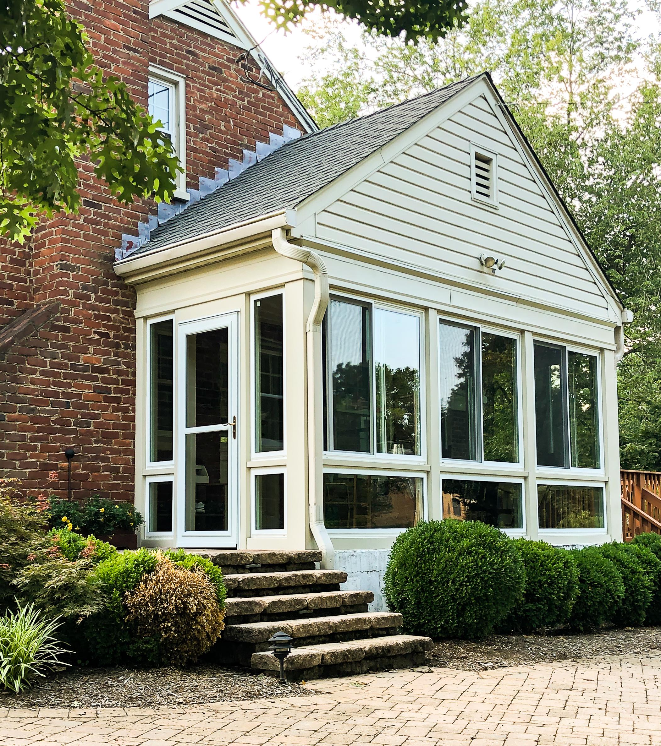 Porches Sunroom: Converting A Screened Porch To A Sunroom