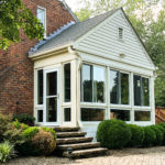 Converting a Screened Porch to a Sunroom