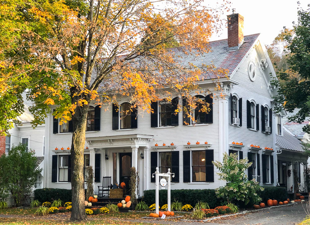 Ardmore Inn in Woodstock, Vermont