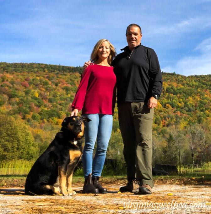 Skulina family in Vermont