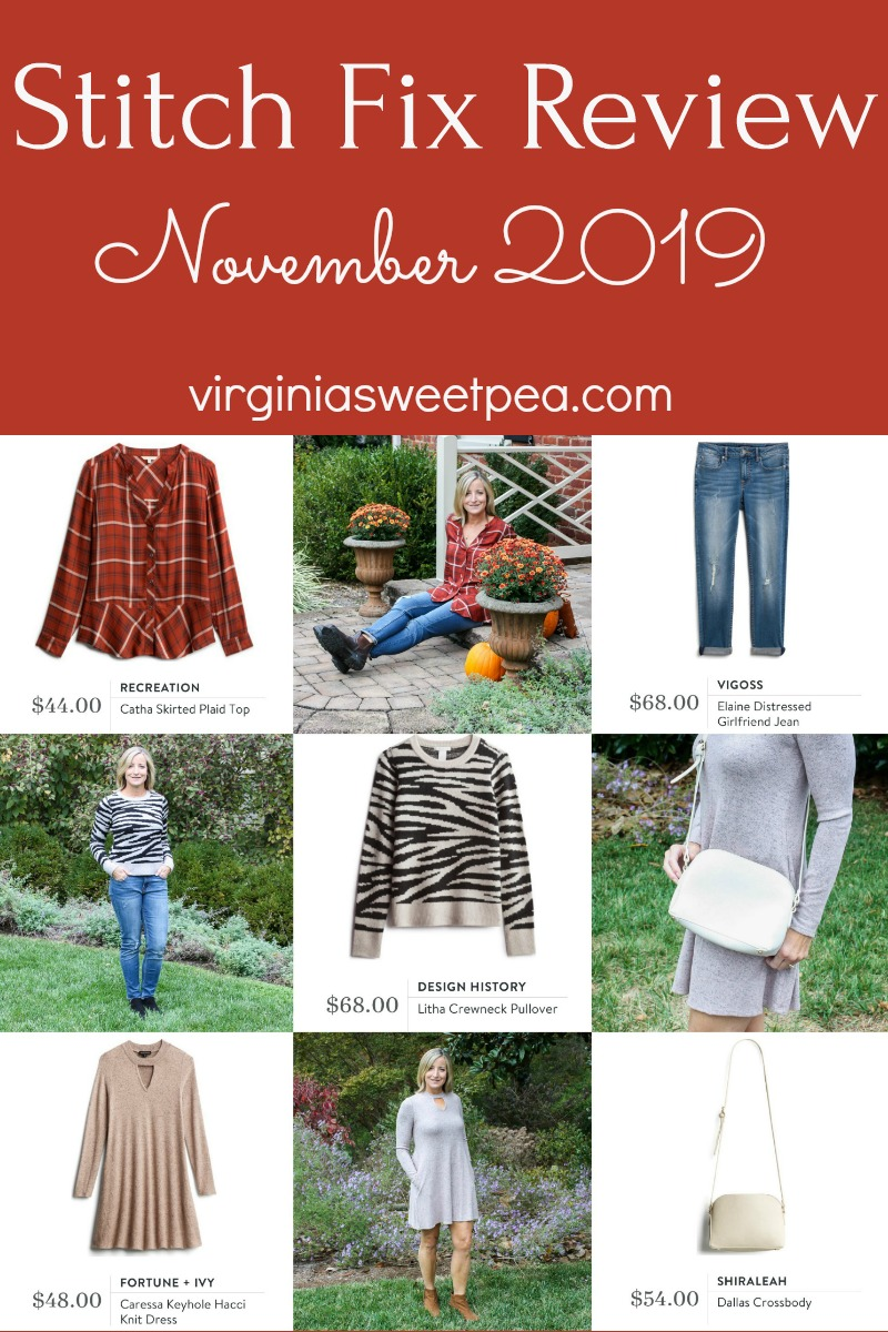 Stitch Fix Review for November 2019 - See fashions perfect for fall into winter. #stitchfix #stitchfixreview #stitchfixstyle #virginiasweetpea