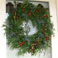 Holiday Door Decor Ideas