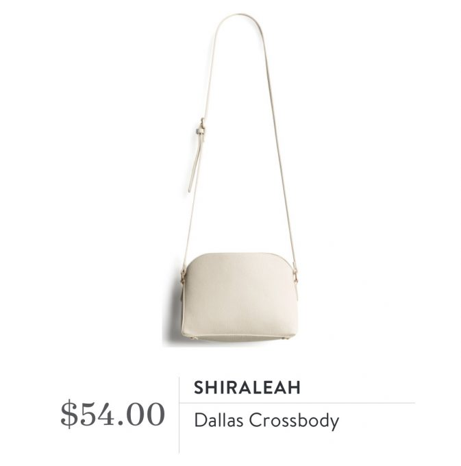 Shiraleah Dallas Crossbody
