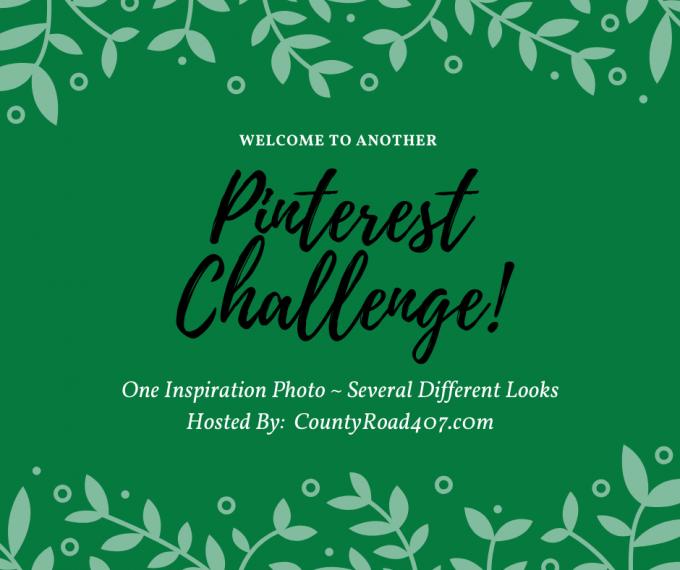 Pinterest Challenge Graphic for November and December