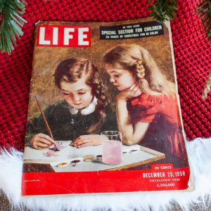 December 25, 1950 issue of Life Magazine