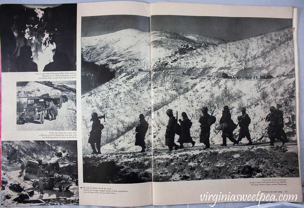 Life Magazine December 25, 1950 - Korean War Article