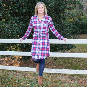 Stitch Fix Review for December 2019 - Market & Spruce Izara Shirt Dress