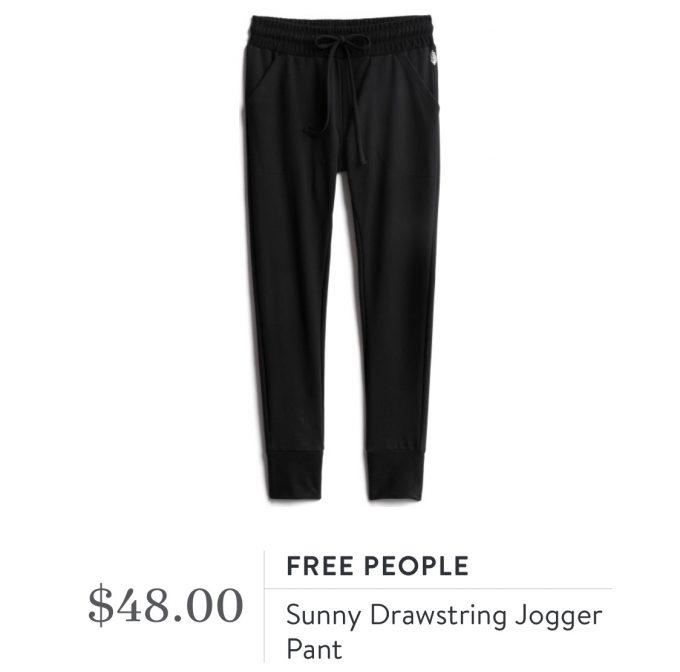 Free People Sunny Drawstring Jogger Pant