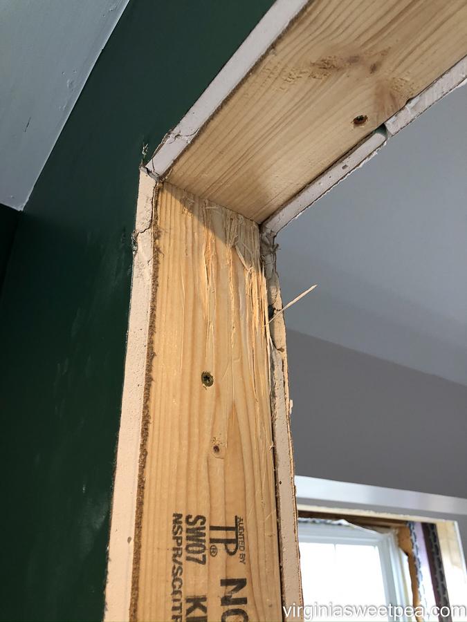 Problem installing a door