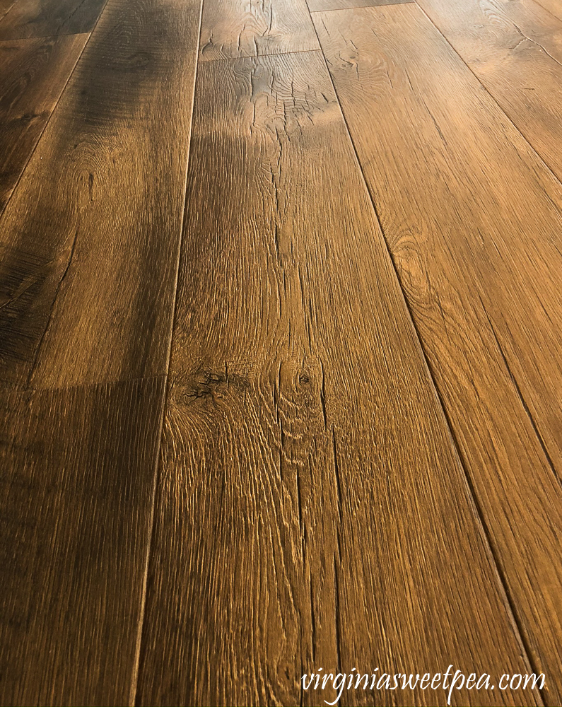 Mohawk RevWood Praire Oak Flooring