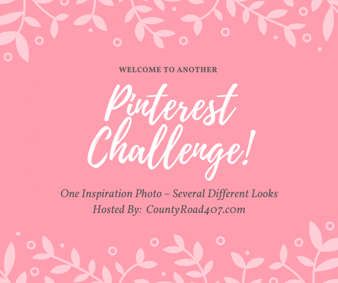 Pinterest Challenge Spring Graphic