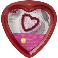 Wilton Red Heart Cake Pan, 9-Inch