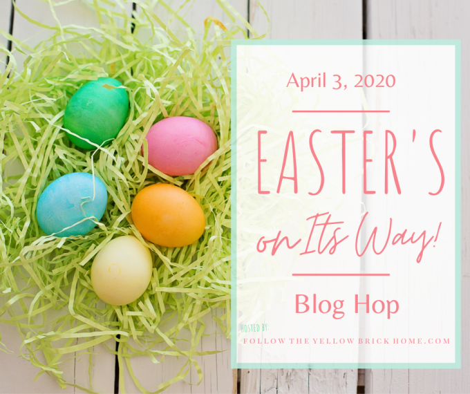 Easter's on Its Way Graphic
