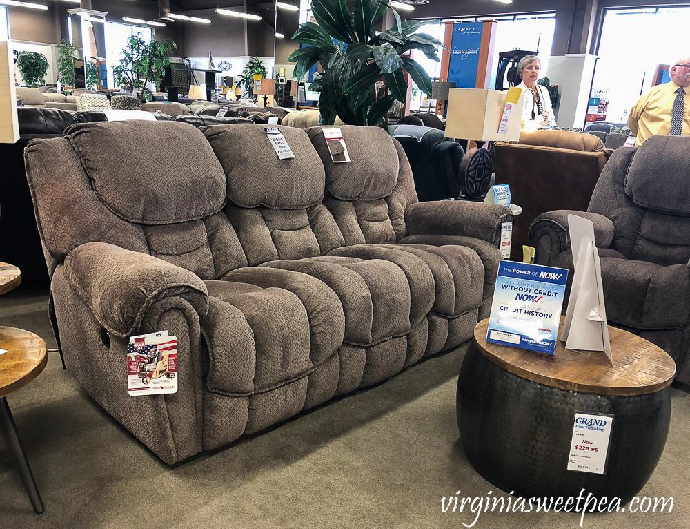 Homestretch Sofa