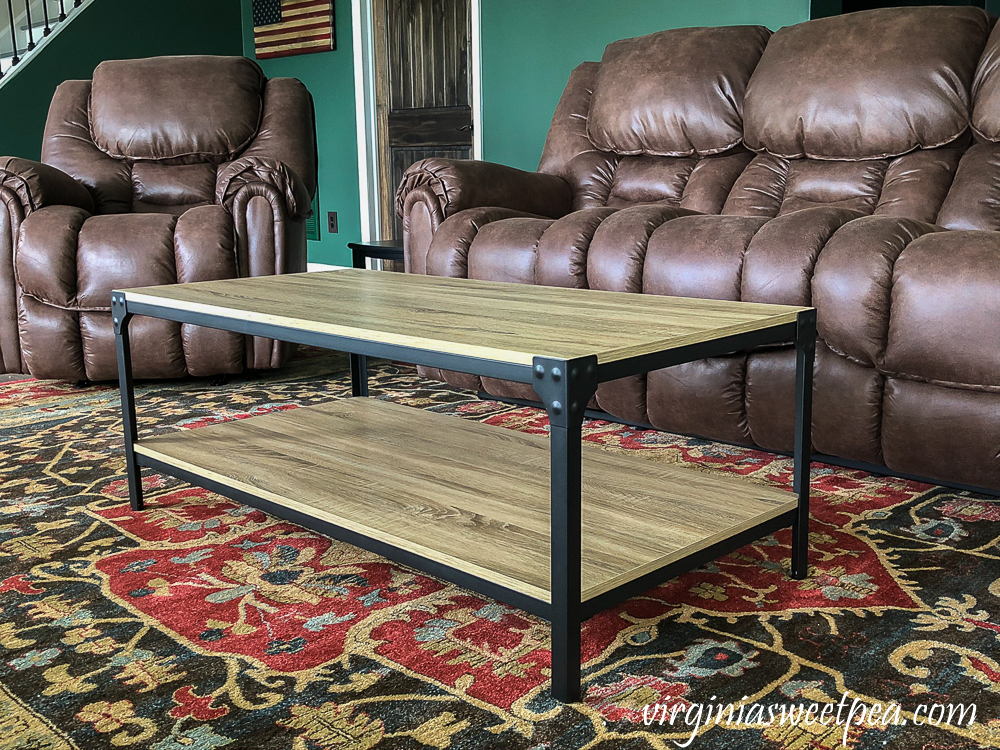 Stubblefield Coffee Table with Storage from Wayfair