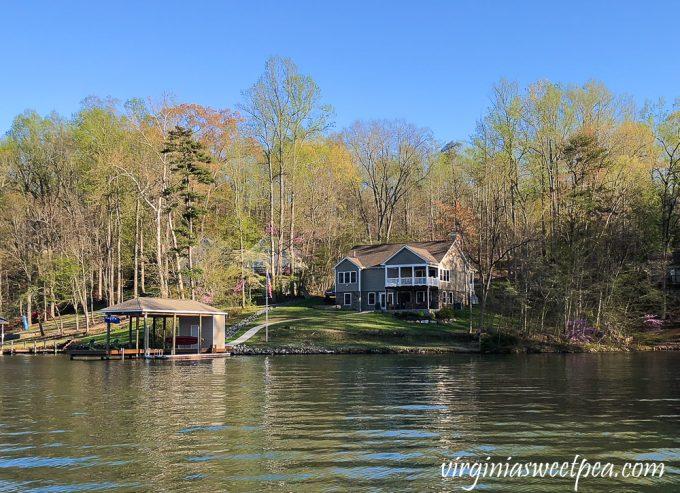 Smith Mountain Lake House - April 4, 2020