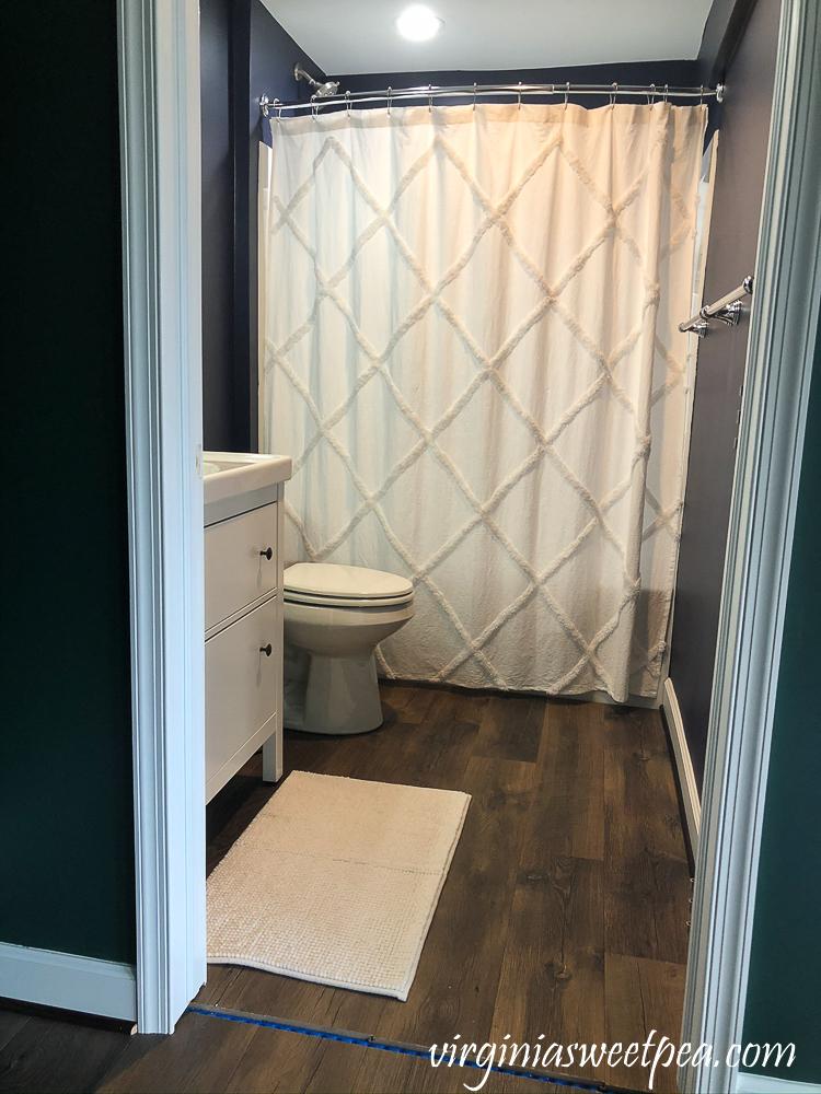 Lake House Basement Bathroom