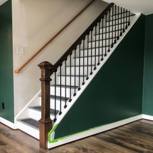 How to Install Metal Stair Balusters