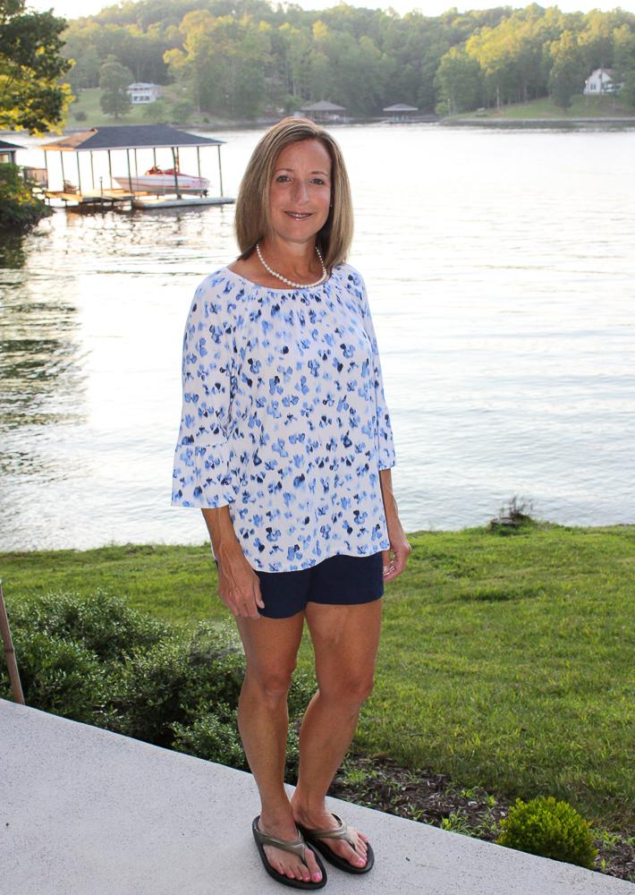 Stitch Fix Michael Michael Kors Meena Flutter Sleeve Knit Top