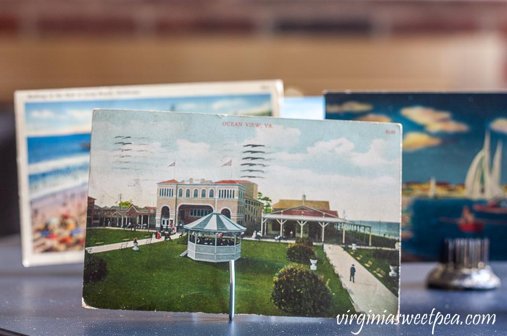 Postcard from Ocean View, VA postmarked December 3, 1909
