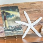 Coastal Style Summer Decor