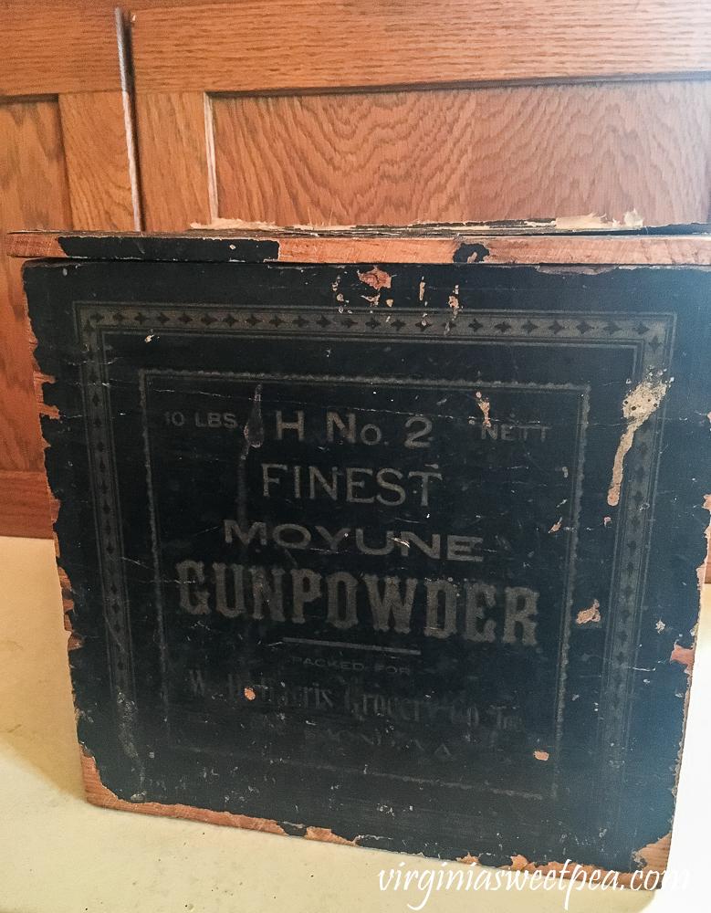 Vintage Finest Moyune Gunpowder
