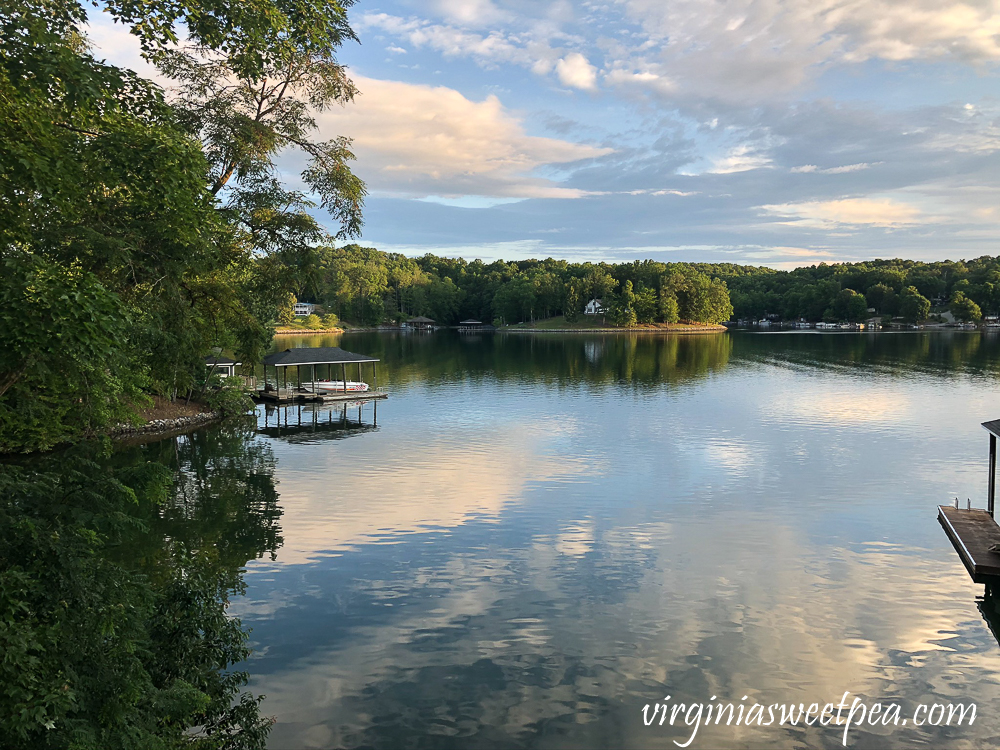 Smith Mountain Lake View