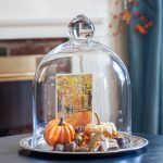 Fall Decorating Ideas for a Cloche