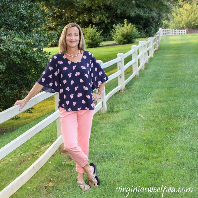 Stitch Fix Lush Lana Blouse