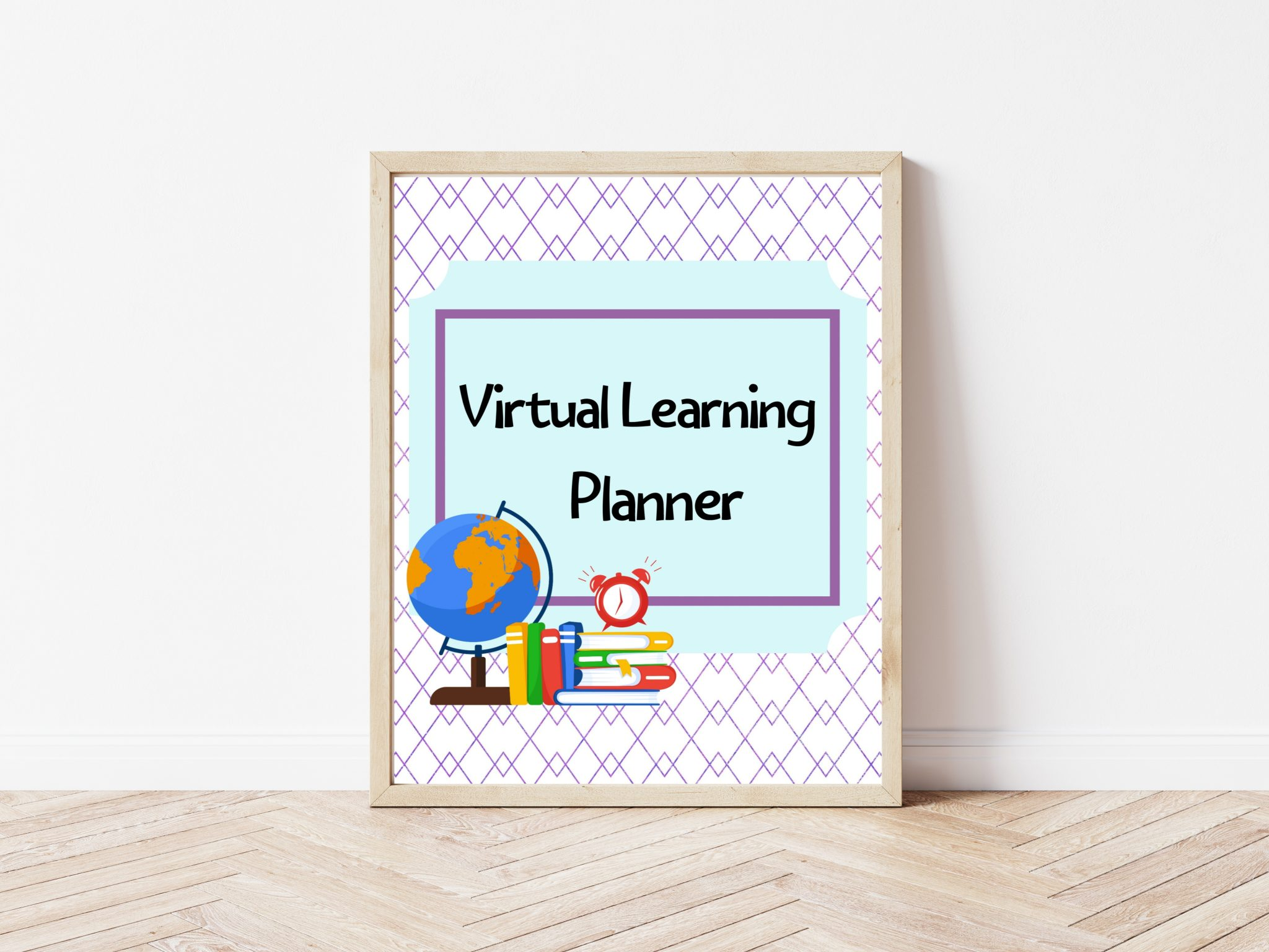 Virtual Learning Planner Cover