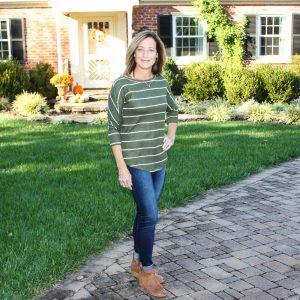 Stitch Fix Market & Spruce Corinna Brushed Dolman Knit Top