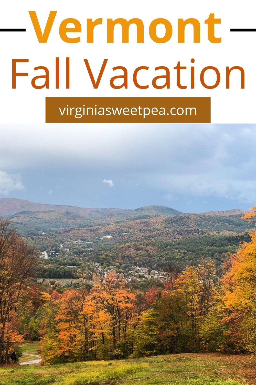 Vermont Fall Vacation - Tips for things to do and see in Woodstock, Vermont in fall. #woodstockvermont #fallinvermont via @spaula