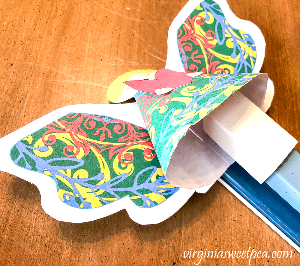 Steps to Make a Paper Angel Craft