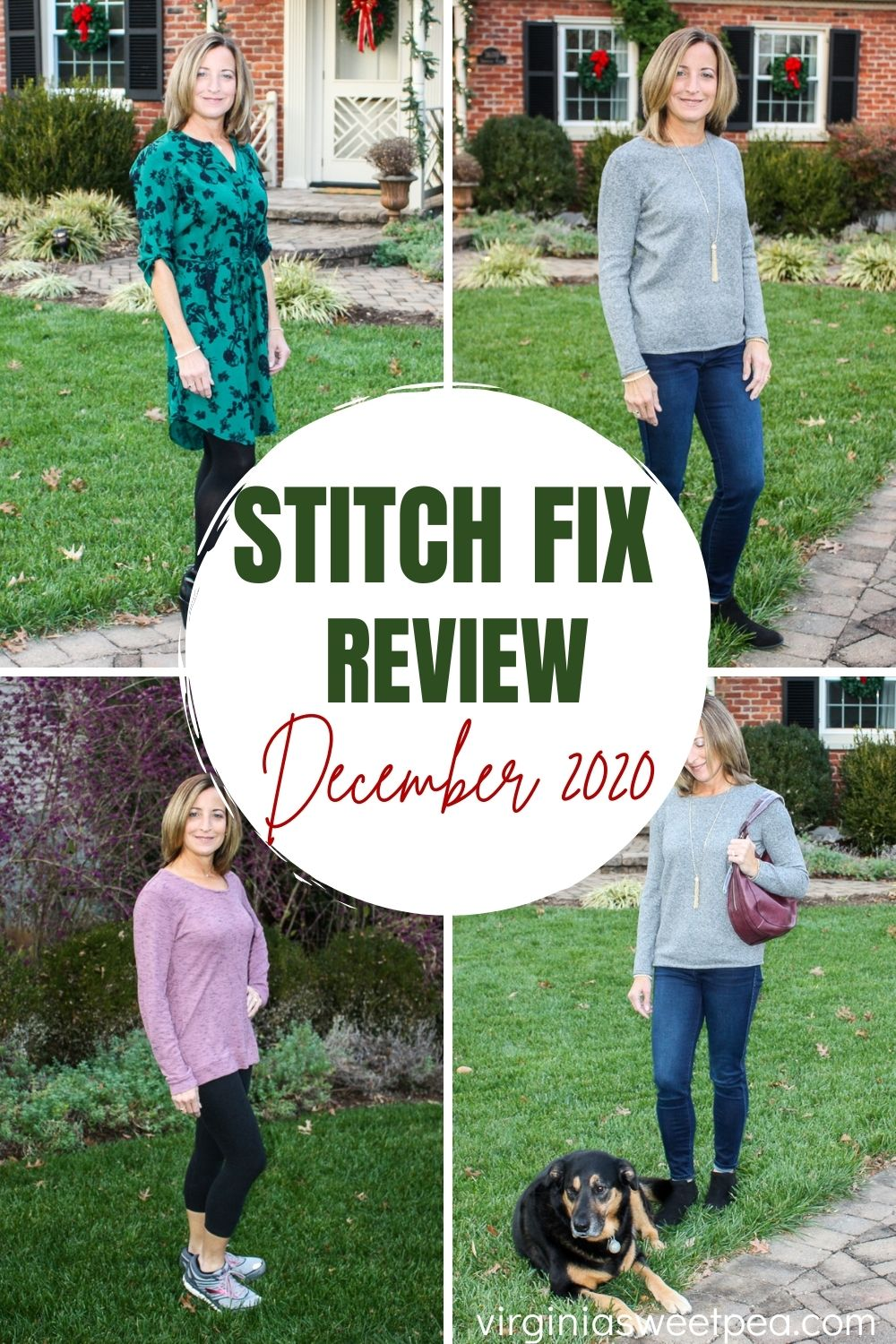 Stitch Fix Review for December 2020
