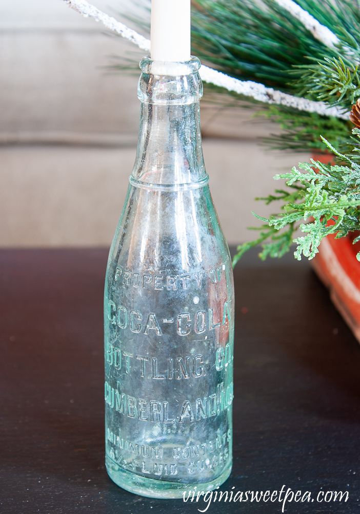 1908 - 1910 Coca-Cola Bottling Co. Cumberland, MD bottle